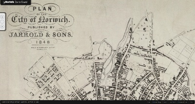 Historic Norfolk Map Image Viewer